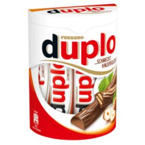 Ferrero Hanuta, Duplo oder Kinder Riegel