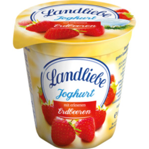 Landliebe Joghurt