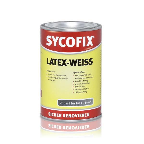 SYCOFIX                 Latex weiß, 750 ml