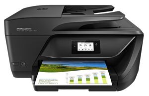 HP OfficeJet 6950 Tintenstrahl Multifunktionsdrucker
