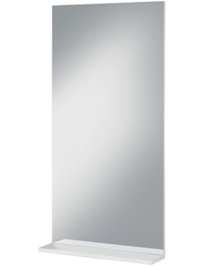 Badspiegel »Luzern«, zur Wandmontage mit kleiner Ablage