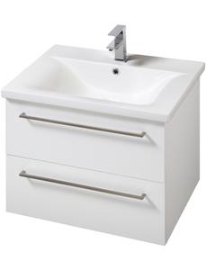 Waschplatz-Set »Torino«, Waschtisch, Breite 60 cm, 2-tlg.