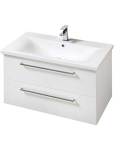 Waschplatz-Set »Torino«, Waschtisch, Breite 80 cm, 2-tlg.