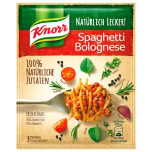 Knorr Natürlich Lecker Spaghetti Bolognese