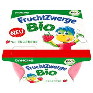 Danone Frucht Zwerge Bio