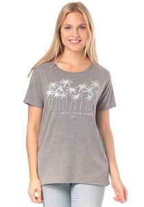 Billabong Slide - T-Shirt für Damen - Grau