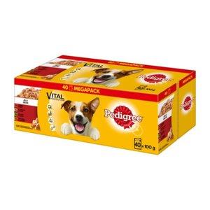 Pedigree Vital Multipack Portionsbeutel in Gelee 40x100g