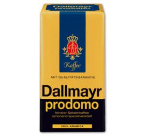 DALLMAYR Kaffee Prodomo