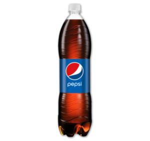 PEPSI, PEPSI LIGHT, MIRINDA oder 7UP