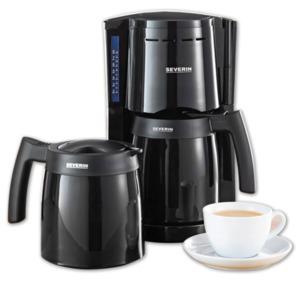 SEVERIN Kaffeeautomat KA9234-114/KA9233-36