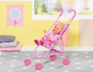 BABY born Puppenbuggy mit Tasche