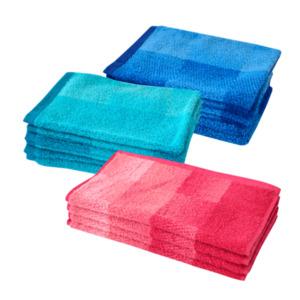 HOME CREATION     Gästetücher / Waschhandschuhe Color