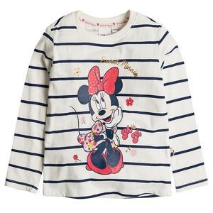 Langarmshirt Minnie Mouse