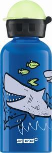 SIGG Trinkflasche Kids Alu Haie 0.4l