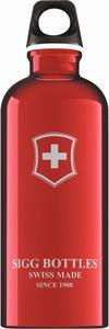 SIGG Trinkflasche Swiss Emblem Red 0.6l