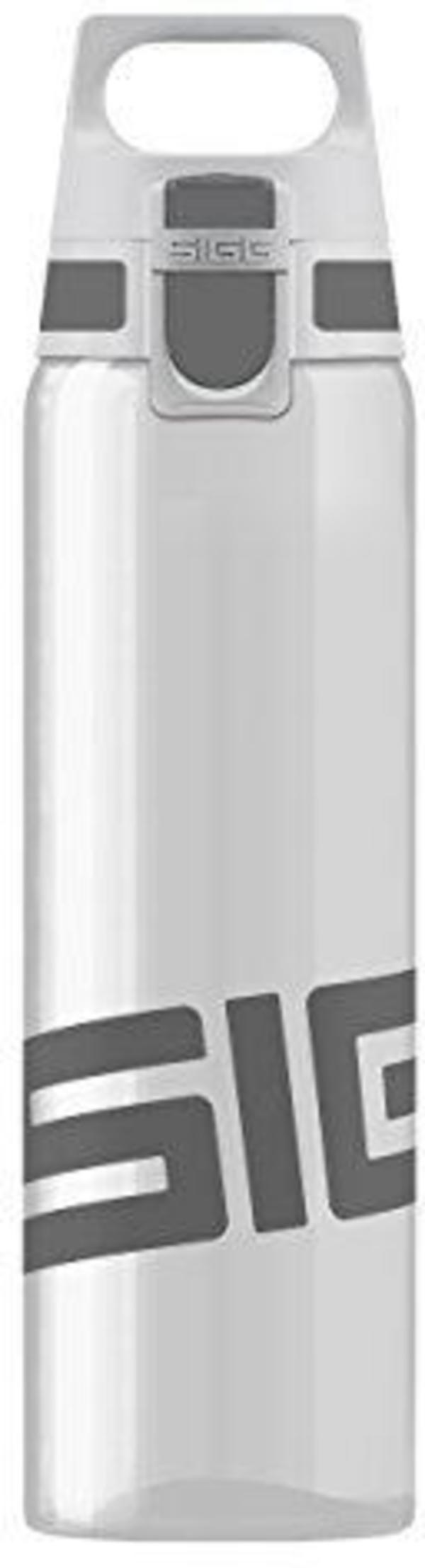 SIGG Trinkflasche Clear One Anthracite 0.75l