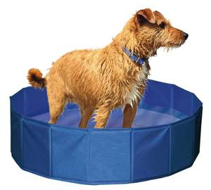 Hundepool, Durchmesser 120 cm, Höhe 30 cm