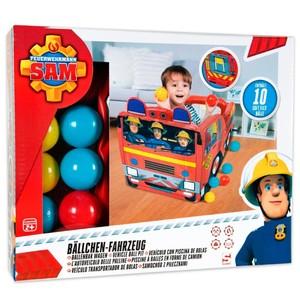 Feuerwehrmann Sam Bällchen-Fahrzeug