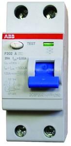 ABB FI-Schutzschalter, Pro M compact ,  25 A, 2-polig, 0,03 A