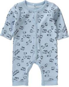 Strampler NBNWONDERRE für Frühgeborene, Organic Cotton Gr. 48 Jungen Baby