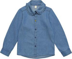 Jeansbluse Gr. 92/98 Mädchen Kleinkinder