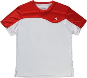 Tennis T-Shirt Gr. 140 Jungen Kinder