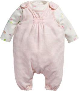 Baby Set Strampler und Body Gr. 80/86 Mädchen Kleinkinder
