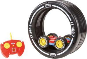 Tire Twister - Ferngesteuertes Auto mit Reifen