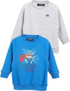 Sweatshirt Doppelpack Gr. 68/74 Jungen Baby