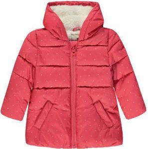 Baby Winterjacke mit Kapuze Gr. 86 Mädchen Kleinkinder