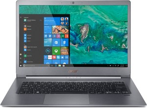Acer Swift SF514-53T-573Y 35,56 cm (14´´) Notebook silber