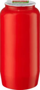 Profissimo Grabkerze Kompositions-Öl-Licht Nr. 7 rot