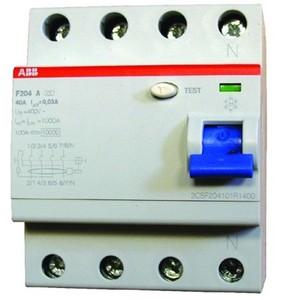 ABB FI-Schutzschalter, Pro M compact ,  40 A, 4-polig, 0,03 A