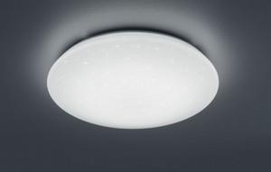 Reality LED Deckenleuchte weiß ,  inkl. Fernbedienung Farbtemperatursteuerung, dimmbar Ø 74 cm