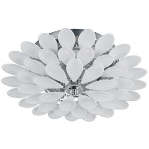LAMPURA Deckenleuchte ZOEY - weiß - Ø 40 cm
