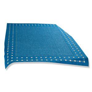 In-/Outdoorteppich OLSO - blau - 120x170 cm