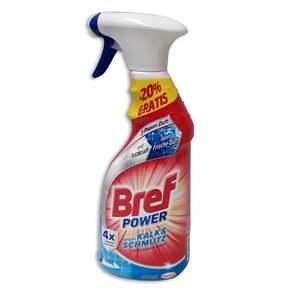 Bref Power - Kalk und Schmutz - 900 ml