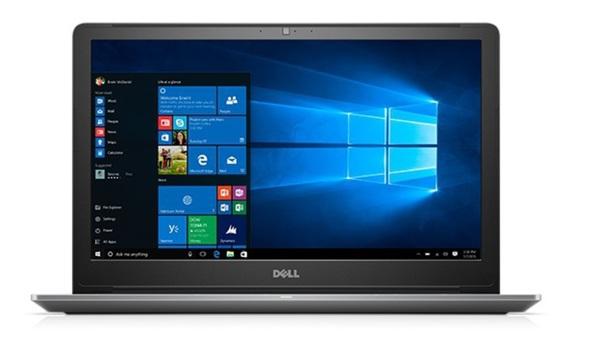 "Dell Vostro 15 5568 Alugehäuse / 15,6"" FHD matt / Intel Core i5-7200U / 8GB RAM DDR4 / 256GB SSD / Windows 10 Pro"