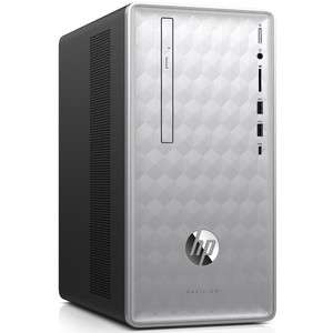 HP Pavilion Desktop 590-p0601ng Intel Core i5-8400 2.8GHz, 8GB RAM, 256GB SSD, Intel UHD 630, Win10