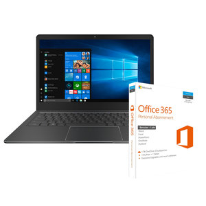 "TREKSTOR PRIMEBOOK P14B 14,1"" Full HD IPS, Intel Pentium N4200, Windows 10 inkl. Office 365 Personal [1 Jahr]"