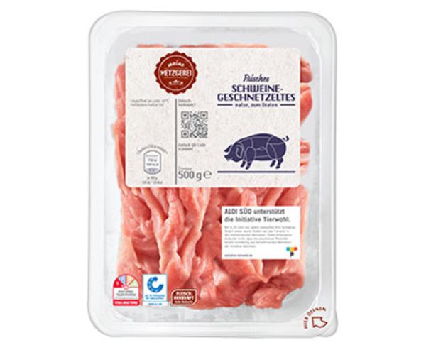MEINE METZGEREI Schweine-Geschnetzeltes