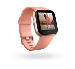 Fitbit Smart Watch Versa pfirisich/rosegold | B-Ware