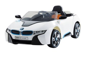 KSR Group E-Kinderauto  BMW i8 Ride on | B-Ware
