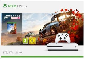 XBoxOne S Bundle Forza Horizon 4   B-Ware