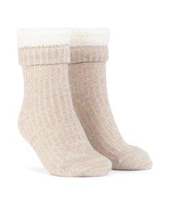 Hunkemöller 1 Paar Socken Cosy Rib Weiß