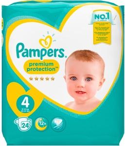 Pampers Premium Protection Gr.4 8-16kg 24 Stk