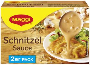 Maggi Schnitzel-Sauce ergibt 2x 250 ml