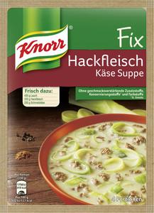 Knorr Fix für Hackfleisch Käse Suppe 64 g