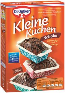 Dr.Oetker Kleine Kuchen Schoko 260 g