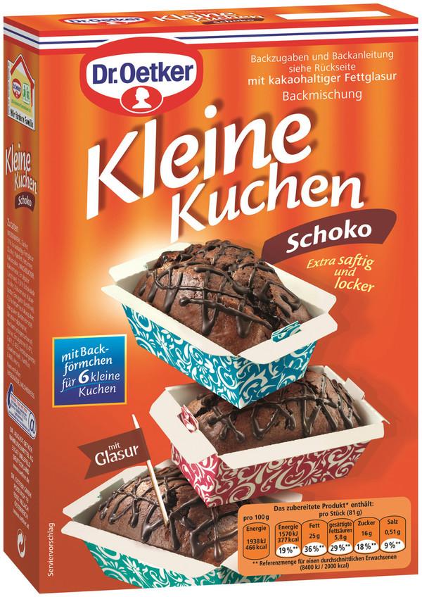Dr Oetker Kleine Kuchen Schoko 260 G Von Edeka24 Fur 2 79 Ansehen